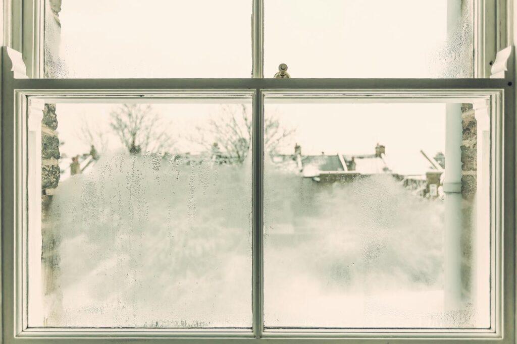 window cleaning lewisville tx - foggy window repair