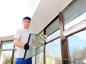 window glass replacement - lewisville window cleaning 3